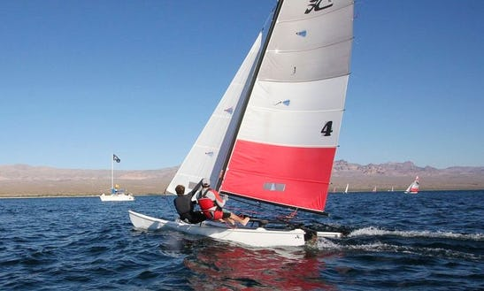 Rent A Hobie Cat 18 In Morro Jable