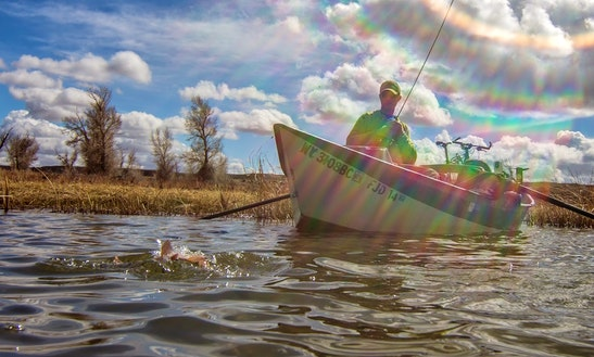 Guided Fly Fishing Trips In Jackson Hole, Wyoming