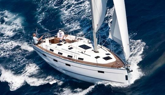 Cruising Monohull 'bavaria 40' Charter In Bayview