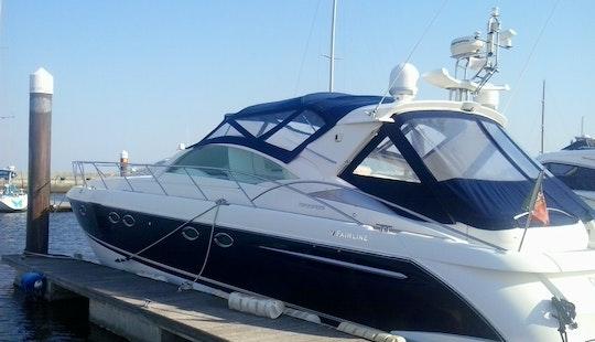 Motor Yacht Rental In Cascais Or Lisbon