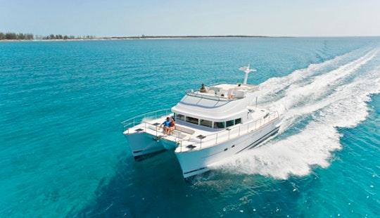 Luxury Motor Yacht Charter