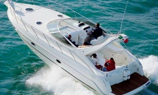 Cranchi Zaffiro 34 Yacht Charter In Spain