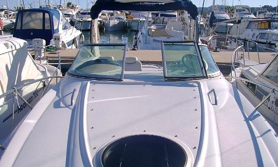 Hire 27' Crowline Boat In Dénia