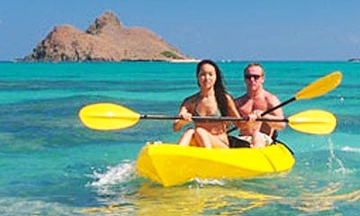 Guided Kayaking Adventure Tour in Honolulu