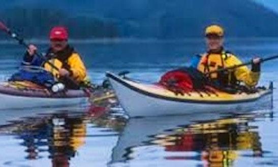 The Single Kayak For Kayak Rental On Black Canyon & Lake Mead