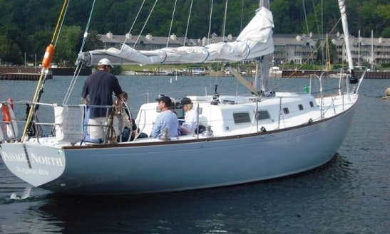 Sailing Charter 40ft