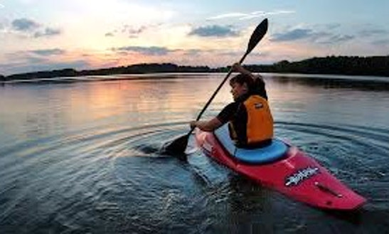 Kayak Rental In Heriot Bay