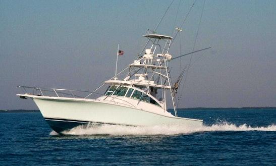 Luhrs 40' Express Sport Fisherman Carter In San Mateo