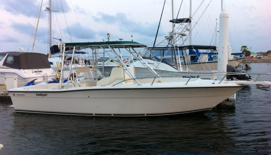 Center Console Charter In West Bay, Cayman Islands
