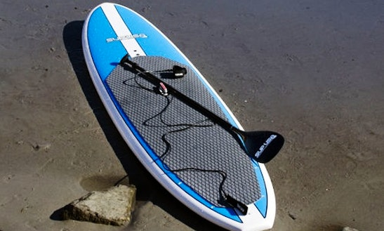 Rent Stand Up Paddle Board In Greenfield