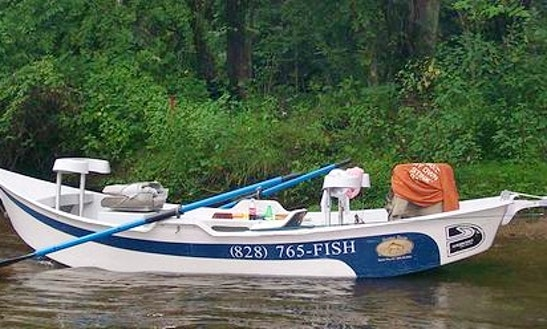 Western Nc Float Trip Fishing Guides In Cherokee, Nc
