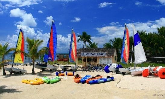 Single Kayak Rental In Islamorada