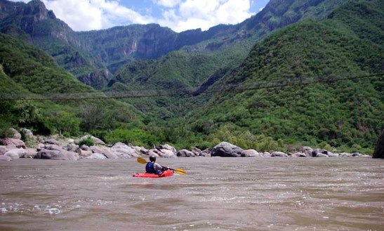 Guided Kayak Trips In Cusco Peru