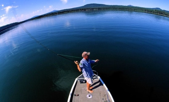 Central Oregon Fishing Guide In Sunriver, Or