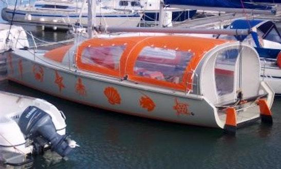 Cruising Monohull Luxurious ''kaido'' In Perros-guirec
