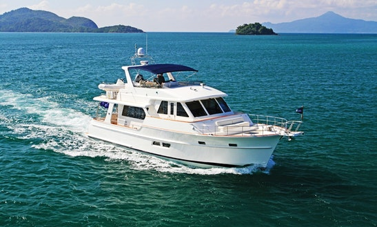 Luxurious Trawler