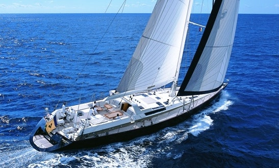 Book A  Luxury Sailing Yacht Charter In Blue Hill, Maine