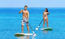Paddleboard Rental in Placencia
