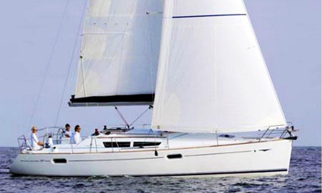Luxury Sun Odyssey 39i Charters to Canary Islands