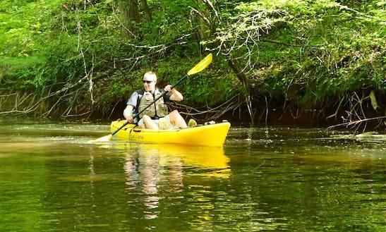 Single Kayak Rentals And Tours In Catawba, Nc