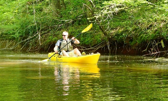 Single Kayak Rentals And Tours In Catawba, Nc