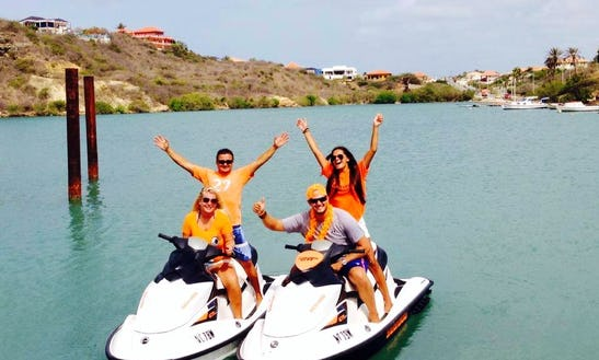 Jet Ski Tour In Willemstad, Curacao