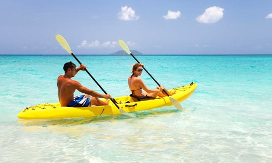 Kayak Rental In Willemstad, Curacao