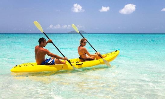 Kayak Rental In Willemstad, Curacao