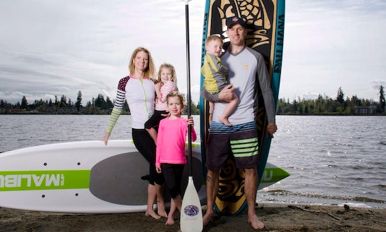 Sup Rentals, Classes, Lessons, & Tours, In Everett