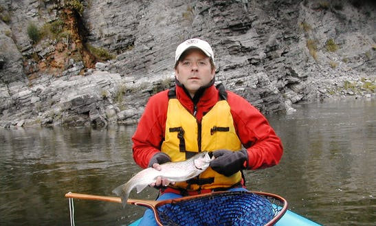 Guided Fishing Trips In Montana