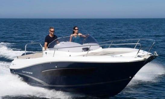 Captained Charter On Cap Camarat Cala Ratjada