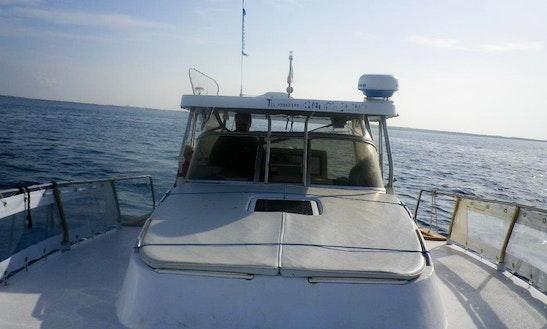 Fishing Charter In Favignana