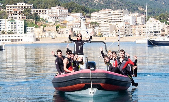Learn Diving In Spain