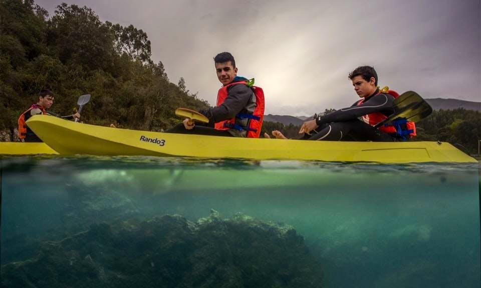 Kayak Rental in Celorio, Spain