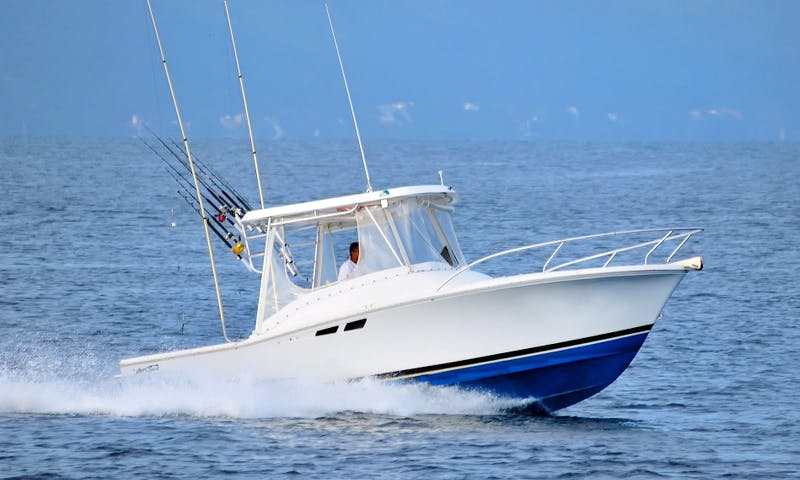 Lhurs ft25 Fishing Boat,Puerto Vallarta