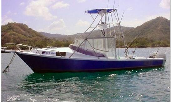 Fishing Charter ''encanto'' In Guanacaste