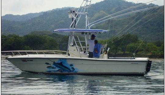 Sport Fisherman ''circle Hooker'' Charter In Nicoya