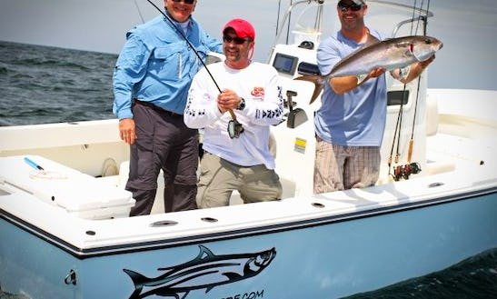 Fishing Boat And Guide Service In Panama City
