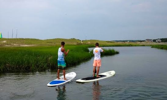 Stand Up Paddle Board Rental In Chatham