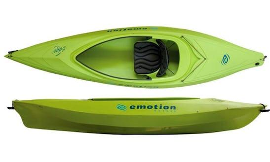 Rent Single Kayaks In Yarmouth