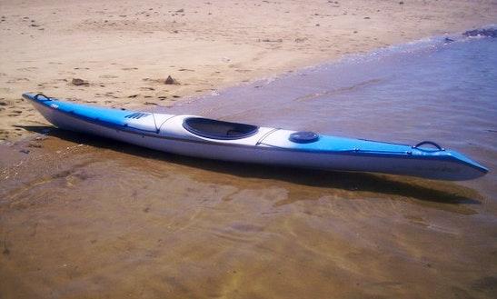 Rent Fiber Glass Single Kayak In Montreal