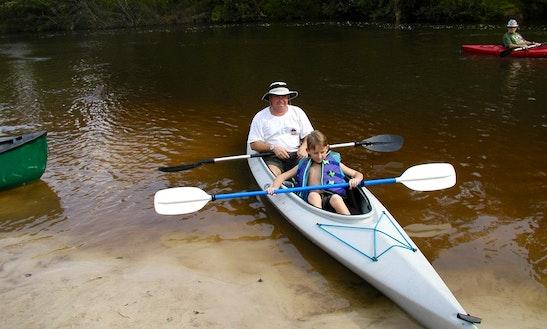 Kayak Trips In Long Beach