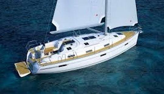 Sailing Yacht 'bavaria 36 Cruiser ' In Sneek