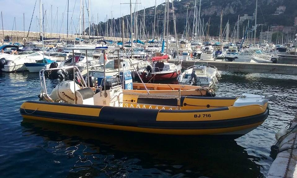 RIB Diving Charter in Creteil, France
