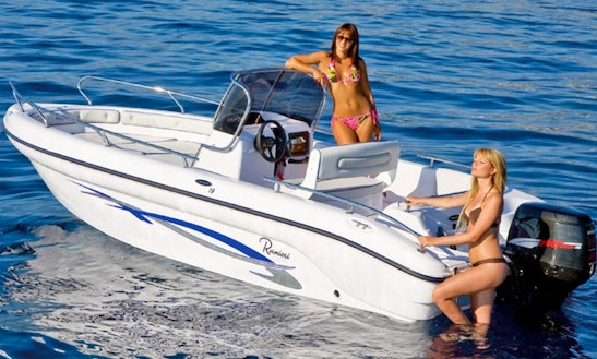 2014 Voyager Boat Rental In Lombardia, Italy
