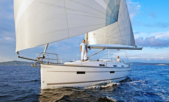 Luxury Monohull 'bavaria 36' Charter In Denmark