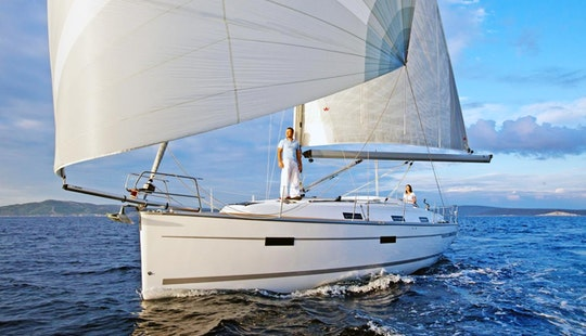 Luxury Monohull 'bavaria 36' Charter In Denmark