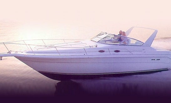 Charter 33' Sea Ray Da Luxury Motor Yacht In Illes Balears, Spain