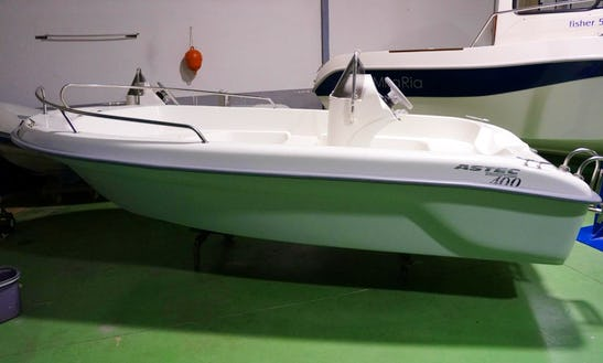 Luxury 'astec 500' Charter In Spain