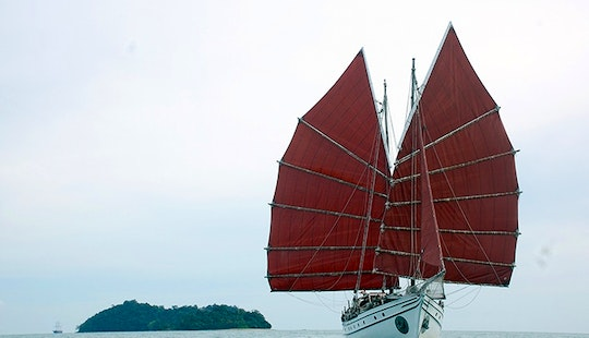 Schooner Rental In Langkawi